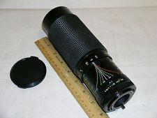 MC Auto Zoom Macro Lens w/ Canon Bayonet Style Mount  1:4.0 - 5.6  60 - 300mm