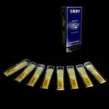 Flying Goose Bb Tenor Saxophone Clarinet Xaphoon Reeds 2.5 Strength 2 1/2 8pcs