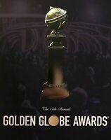 2020 GOLDEN GLOBE AWARDS PROGRAM PHOENIX AWKWAFINA PITT 1917 JUDY IRISHMAN JOKER
