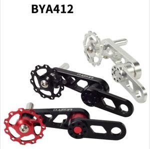 Aluminum Fahrrad Single Kettenspanner Fahrradspanner Ersatz Single Speed  BYA412