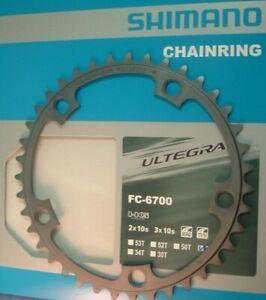 Shimano Ultegra FC-6700 39T-B x130BCD Chainring-NEW / NOS 2x9/10-Spd- SG-X NIB