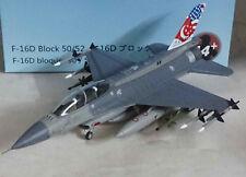 Rare! 1/72 RSAF F-16D Block 50/52 Fighting Falcon Singapore/US Diecast Model MIB