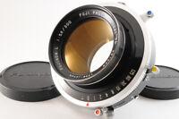 【Excellent+】FUJI FUJINON L 300mm F/5.6 MF Laege Format Copal Shutter Lens JAPAN