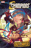 Champions #1 Out Marvel Comics Eve Ewing Preorder