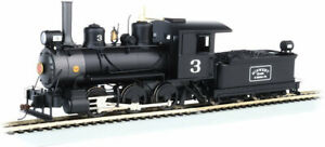 Bachmann - 0-6-0 with DCC -- Midwest Quarry - On30