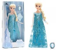 New 2020 Disney Store Elsa Classic Doll, Frozen Christmas Gift