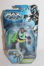 Max Steel Dual Strike Ferrus Action figure Brand New Mattel From 2013