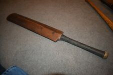 Australian Antique Vintage English Wooden Cricket Bat Dated 1929 Made in Uk
