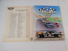Goodwrench 400 1994,1995,1996 Michigan Int Speedway NASCAR Pin Lot