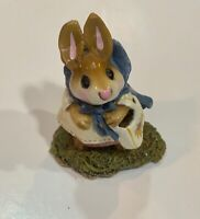 """Wee Forest Folk """"Windy Day"""" Bunny! B-13 