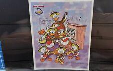 Disney Briefmarken Block Happy Birthday Donald Duck Postfrisch 1.Auflage 1994