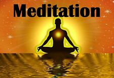How To Meditate Relaxation Self Healing Meditation Natural Yoga Stretch DVD CD