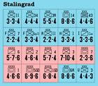 Stalingrad Original Replacement Counters - Die-Cut