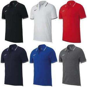 Nike Club Herren Poloshirt Polo Hemd Tee Shirt T-Shirt