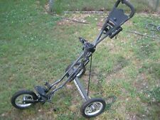 SUN MOUNTAIN SPEED CART. 3-WHEEL COLLAPSIBLE CART EXCELLENT CONDITION!!