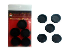 GFB100 25mm to 32mm Black Hollow Conversion Bases Resin NEW