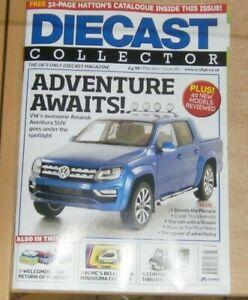 Diecast Collector magazine May 2021: 40 new models, VW Amarok Aventura SUV &more