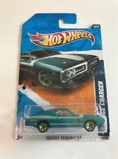 Hot Wheels 71 Dodge Charger Muscle Mania 11 2011
