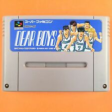 DRAR BOYS Nintendo Super Famicom Japan SNES SFC JP Video Game USED418-8
