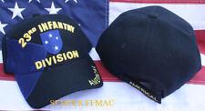 23RD INFANTRY AMERICAL DIVISION CAP HAT US ARMY 23 ID WORLD WAR 2 KOREA VIETNAM