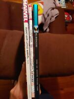 X-men Vs. Avengers Premiere Classic Graphic Novel Lot Of 3