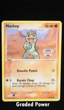 Pokemon City Championships Promo MACHOP 64/101 NM / NM-