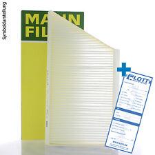 MANN-FILTER Innenraumfilter Pollenfilter Filter Innenraumluft CU 1811-2