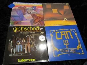 10 LP Sammlung Krautrock  Can bis Wallenstein