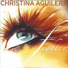Christina Aguilera - Fighter  cd single in cardboard