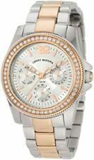 Tommy Bahama RELAX Women's Riveria Two-Tone Rose Gold Stones Watch RLX4009