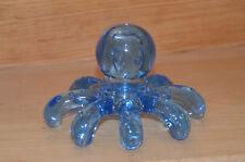 Massage Krake, aus Kunststoff, stabil, blau, sehr gut, kaum verwendet, s. Fotos!