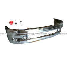 7 pcs Combo -Bumper Chrome with Fog Light (Fit: Freightliner Columbia 1997-2014)