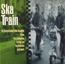 Various Reggae(CD Album)Ska Train-Hallmark-304172-UK-1996-New