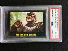 A&BC 1964 OUTER LIMITS HUNTING NEW VICTIMS #14 PSA 4 VERY GOOD - EXCELLENT SHARP