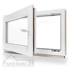 Kunststoff Fenster 2 & 3 Fach Verglast Dreh Kipp alle Größen LAGERWARE