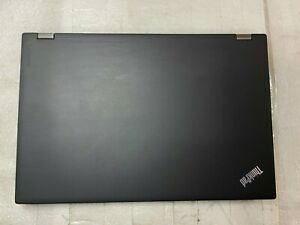 NOTEBOOK LENOVO THINKPAD P50 INTEL CORE i7-6820HQ 4x 2.70GHz 16GB RAM 256GB SSD