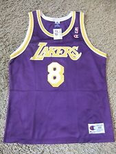 AUTHENTIC CHAMPION KOBE BRYANT JERSEY NBA NWT LOS ANGELES LAKERS VINTAGE 1997