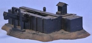 HO 4 Operating Coal Loader - Operating Auger Drive - Bench Tested
