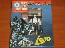 LOBO 'The Main Man! Deluxe'  DC Collectors Model Eaglemoss Super Hero Collection