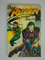 Robin Tragedy and Triumph TPB SC 8.0 VF (1997)
