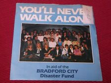 """The Crowd:  You'll never walk alone    7""""  Mint Unplayed (sticker on slv)"""