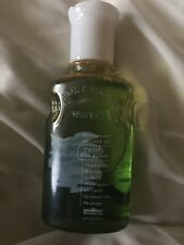 Bath & Body Works Crystal Blue Waters Refreshing Shower Gel 4 Oz. Appx. 80% full