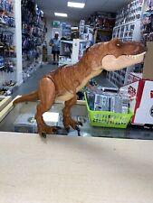 Rare JURASSIC PARK WORLD Dino Rivals Super Colossal T-Rex Tyrannosaurus Dinosaur