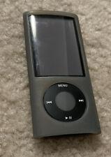 Apple iPod nano 5th Generation (Graphite, 16 GB) GREAT condition!