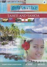 Pilot Guides - Tahiti & Samoa (DVD, 2003) - Region 4
