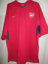 """Arsenal Training Leisure Football Shirt Size Extra Large 45""""-47"""" /6840"""