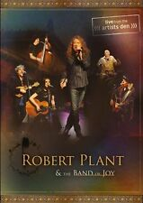 Robert Plant and the Band of Joy Live from the Artists Den DVD LED ZEPPELIN    B