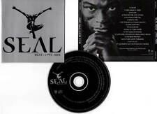 "SEAL ""Best 1991-2004"" (CD) 15 Titres, Duo M.Farmer 2001"