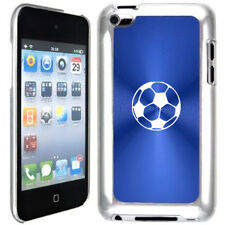 Blue Apple iPod Touch 4th Generation 4g Hard Case Cover B253 Soccer Ball