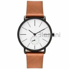 Skagen Original SKW6216 Men's Hagen Brown Leather Watch 40mm